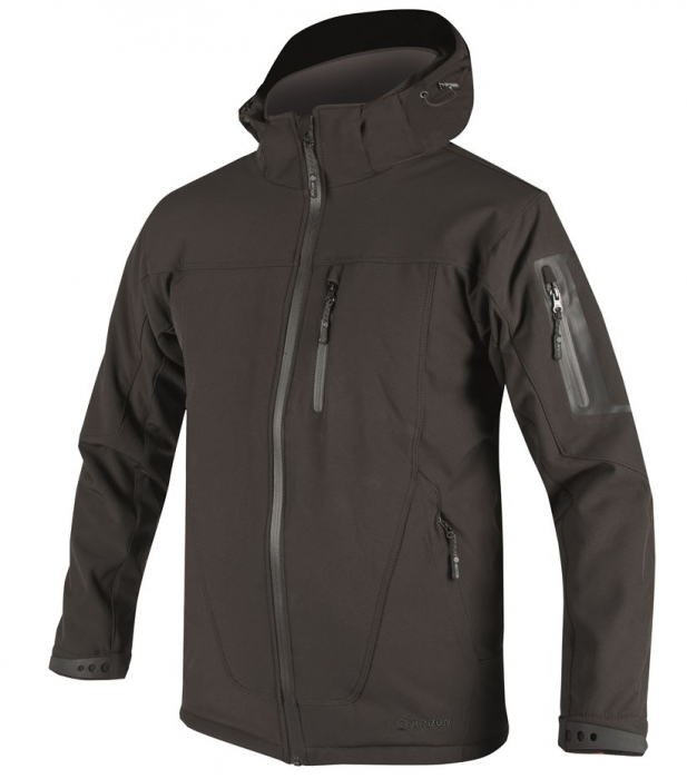 Jacheta softshell barbat SPIRIT - WR 10000mm 0