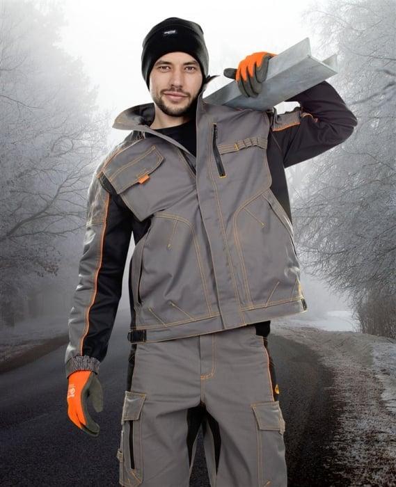 Jacheta vatuita de iarna Ardon VISION, tercot 60/40, 260gr/mp 1