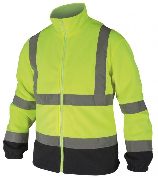 Jacheta reflectorizanta de lucru Ardon REF401, fleece, 300gr/mp 0