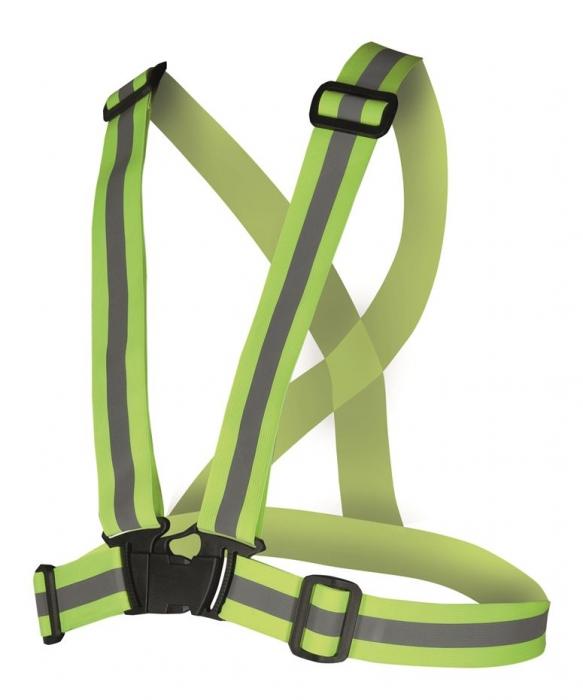 Bretele elastice reflectorizante REF 701 0