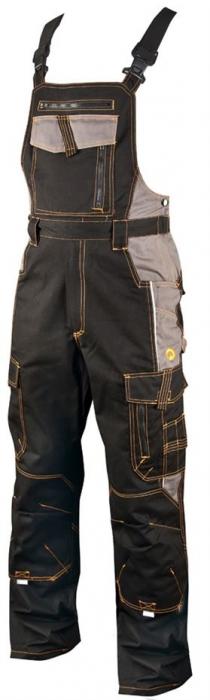 Pantaloni salopeta cu pieptar Ardon VISION, tercot 60/40, 260 gr/mp [0]