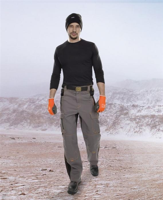 Pantaloni vatuiti de iarna Ardon VISION, tercot 60/40, 260gr/mp 3