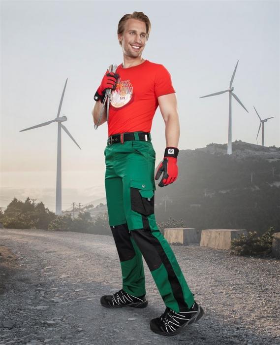 Pantaloni de lucru Ardon PRE100, tercot 65/35, 270gr/mp 3