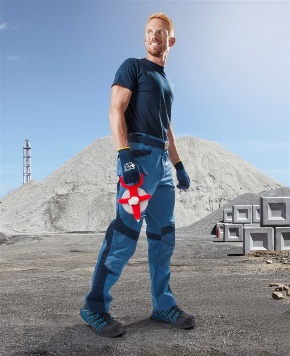 Pantaloni de lucru Ardon R8ED, tercot 65/35, 245gr/mp 3
