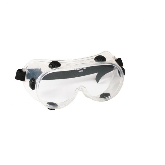 Ochelari de protectie Schmerler CLEAR, tip goggles, cu lentile transparente 0
