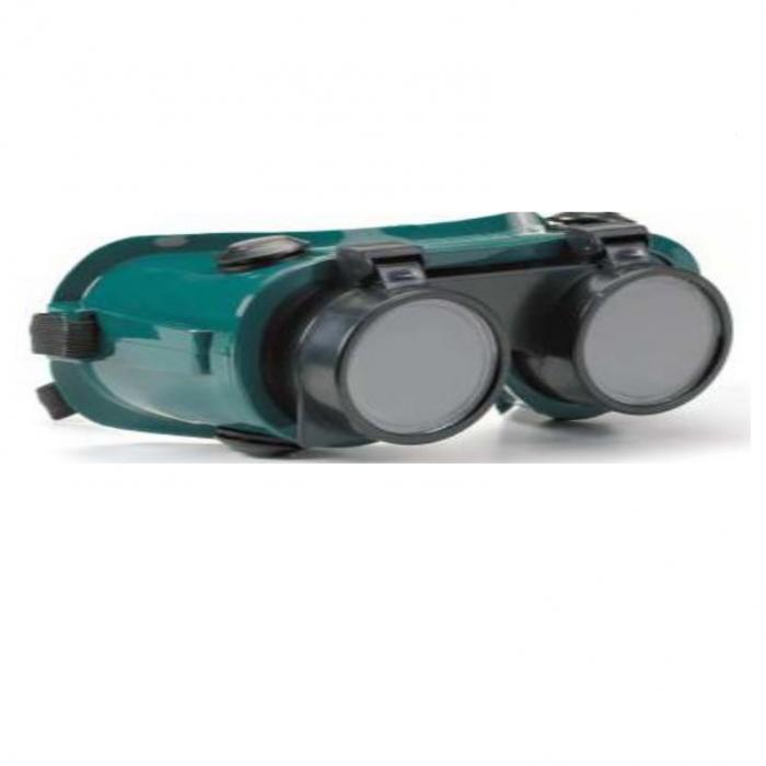 Ocelari de protectie sudura Univet DUO, cu lentile de sticla [0]