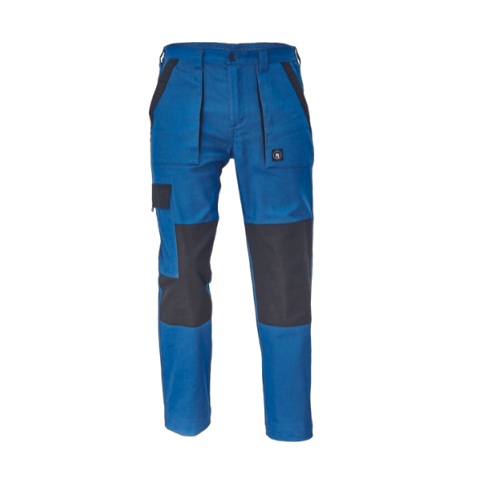 Pantaloni de lucru Cerva MAX NEO, 100% bumbac, 260 gr/mp [0]