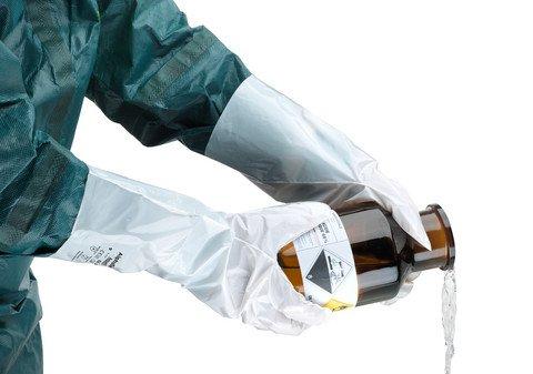 Manusi de protectie chimica Ansell ALPHATEC 02-100 [2]