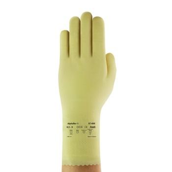 Manusi de protectie chimica Ansell ALPHATEC 87-600, latex 0