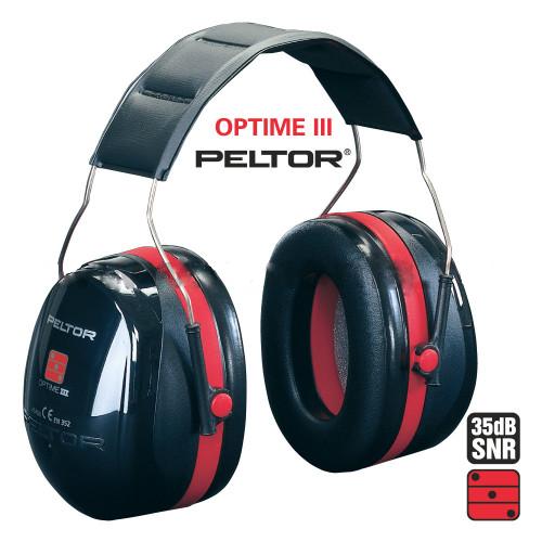 Antifoane externe de protectie 3M Peltor OPTIME III [0]