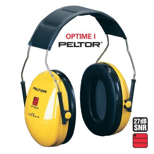 Antifoane extrene de protectie cu fixare pe cap 3M Peltor OPTIME I [0]