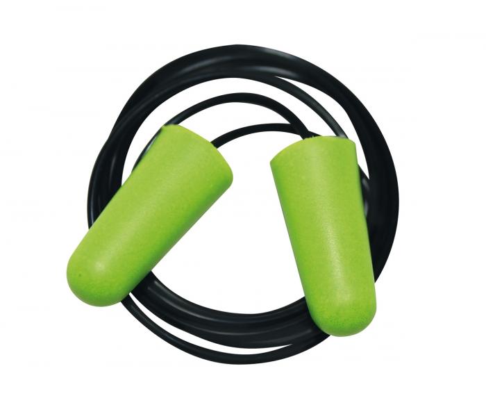 Antifoane interne de protectie Cerva COMFORT PLUG CORDED, cu snur, 250 per [0]