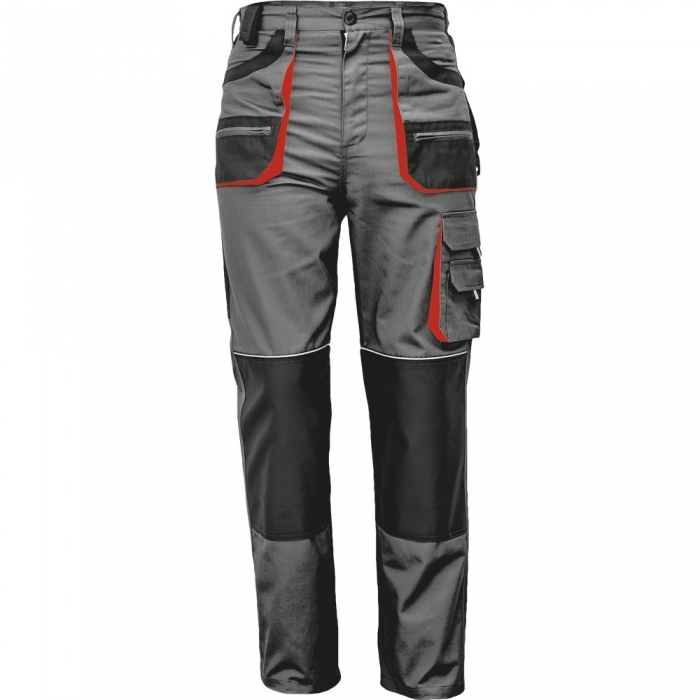 Pantaloni de lucru Fridrich BE-01-003 CARL, tercot 80/20, 235gr/mp 0