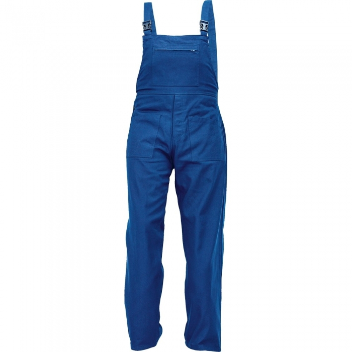 Pantaloni salopeta cu pieptar Fridrich BE-01-006 UDO, 100% bumbac, 240 gr/mp 0