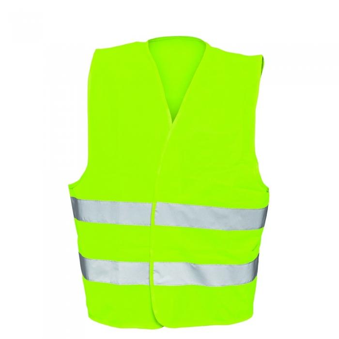 Vesta reflectorizanta de protectie Fridrich BE-04-003 BRUNO, 100% poliester [0]