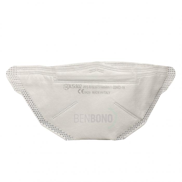 Semimasca de protectie fara supapa FFP2 BLS 500, pliata [1]