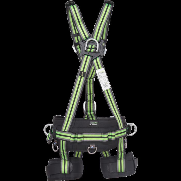 Centura pentru alpinism cu protectie lombara Kratos FA1021300, cu 4 puncte de prindere [1]