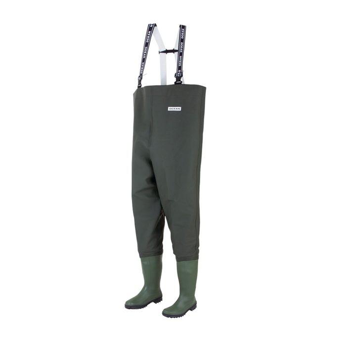 Cizme pantalon Ocean DANUBIO, 500 gr / mp, PVC [0]