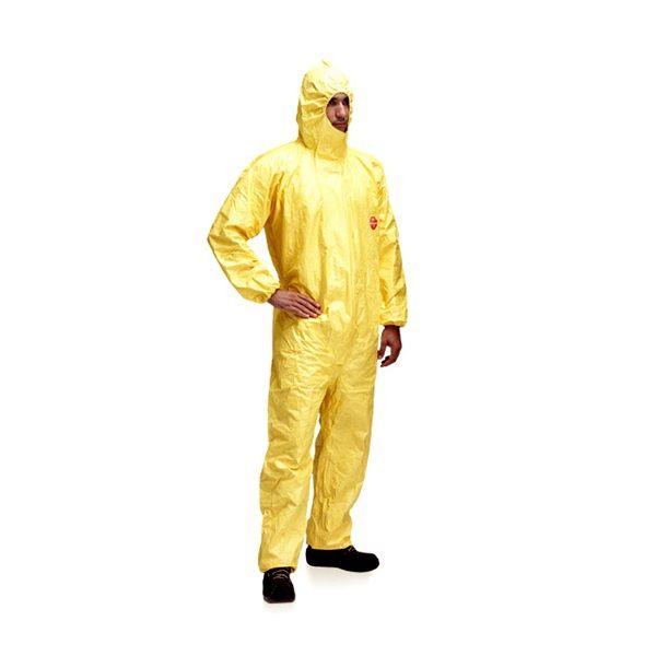 Combinezon de protectie chimica DuPont TYCHEM C [0]