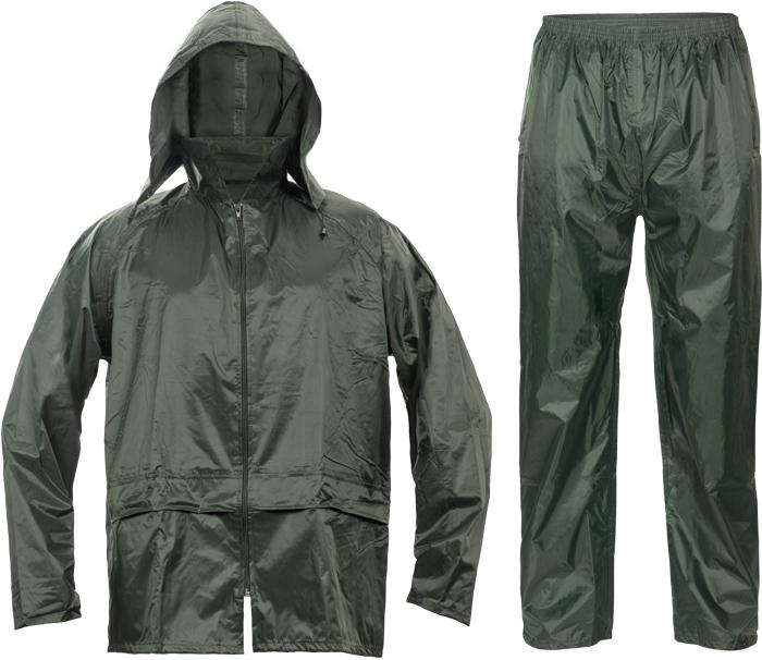 Costum de ploaie impermeabil Cerva CARINA, 100% poliester [0]