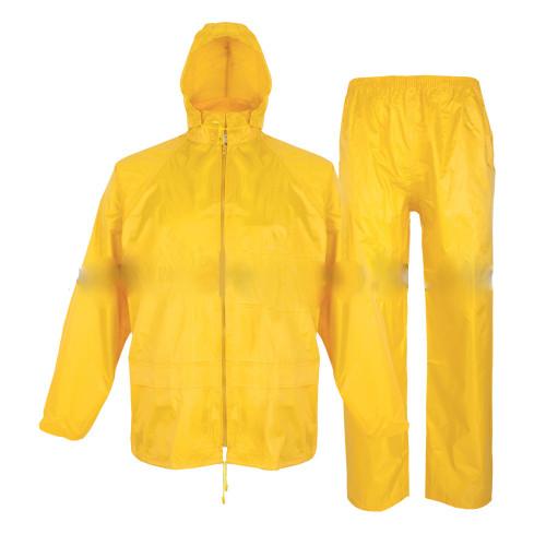Costum de ploaie impermeabil cu gluga ascunsa Renania BONN [0]