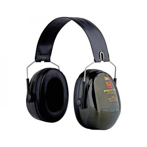 Antifoane externe de protectie 3M Peltor OPTIME II, cu banda pliabila [0]