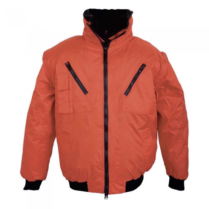 EXFORD | Jacheta de iarna cu maneci, guler si interior detasabil 0