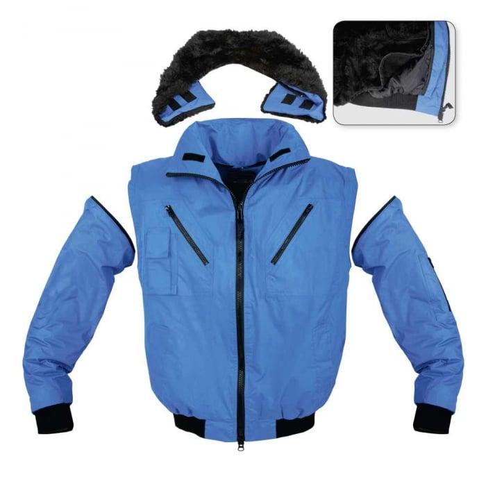 EXFORD   Jacheta de iarna cu maneci, guler si interior detasabil 0