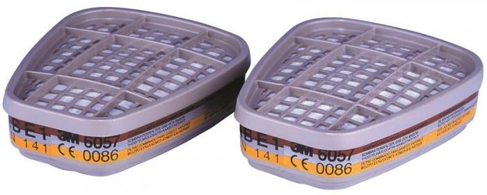 Filtre 3M 6057 ABE1, set 2buc 0