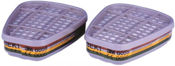 Filtru 3M 6059 ABEK1 0