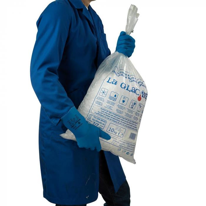 Manusi de protectie chimica Ansell ASTROFLEX, latex [2]