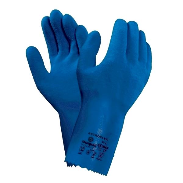 Manusi de protectie chimica Ansell ASTROFLEX, latex [0]