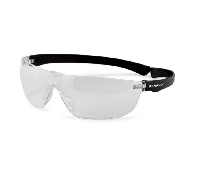 Ochelari de protectie Renania VELA AS, tip goggles, cu lentile transparente 0