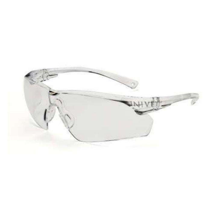 Ochelari de protectie Univet 505U, cu lentile transparente 0