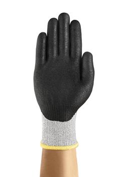 Manusi de protectie taiere Ansell HYFLEX 11-435, impregnata in poliuretan, fibre de sticla [1]