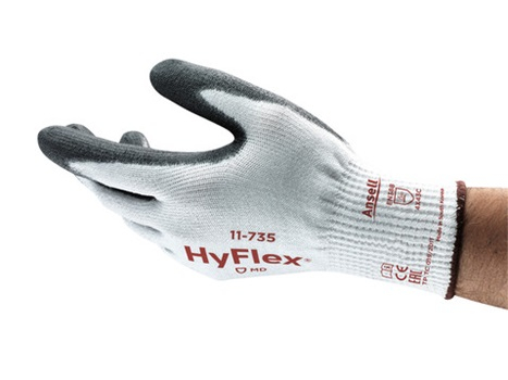 Manusi de protectie taiere Ansell HYFLEX 11-735, poliuretan [2]