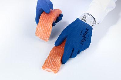 Manusi de protectie Ansell HYFLEX 11-919, impregnate in nitril [3]