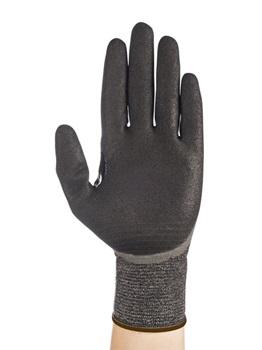 Manusi de protectie Ansell HYFLEX 11-937, impregnate in spuma de nitril [1]