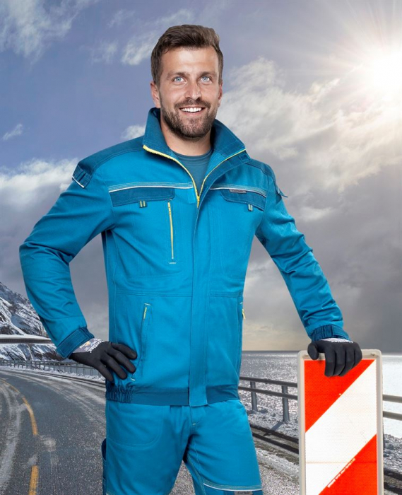 Jacheta de lucru Ardon COOL TREND, 100% bumbac, 260gr/mp 1