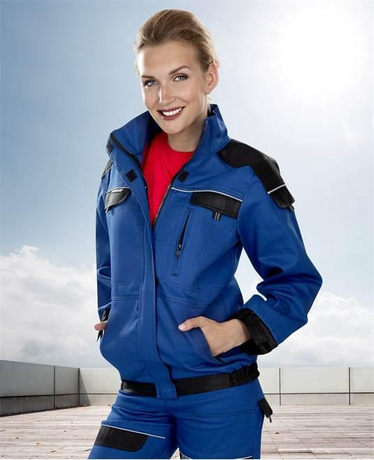 Jacheta de lucru dama Ardon COOL TREND, 100%bumbac, 260gr/mp 2