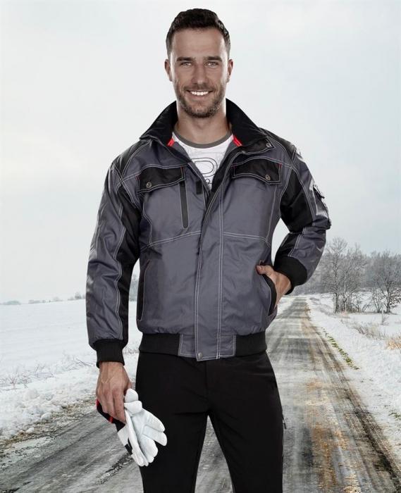 Jacheta vatuita de iarna PRE100 - WR 2000mm 1