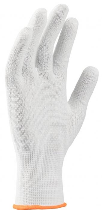 Manusi de protectie textile Ardon BUDDY EVOLUTION, nailon, cu aplicatii PVC anti alunecare [3]