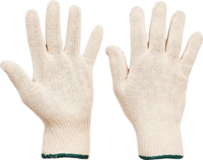 Manusi de protectie Cerva AUKLET, tricot [0]