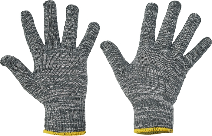 Manusi de protectie Cerva BULBUL LIGHT HS-04-013, tricot [0]