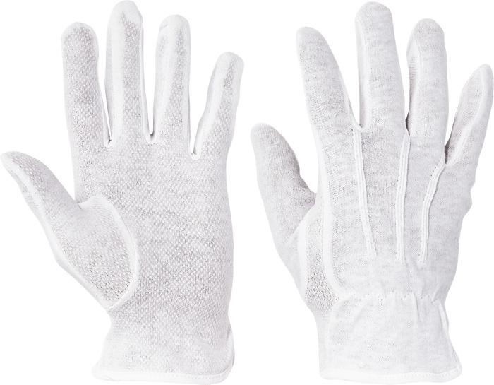 Manusi de protectie Cerva BUSTARD, PVC [0]