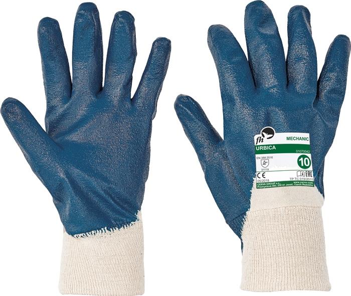 Manusi de protectie FH URBICA, impregnate in nitril 0