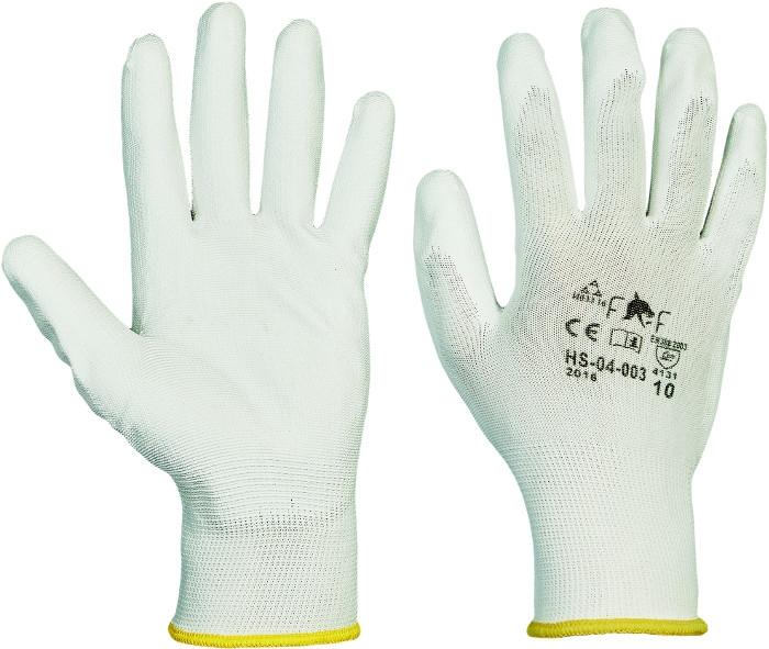 Manusi de protectie Fridrich BUNTING LIGHT HS-04-003, impregnate in poliuretan 0