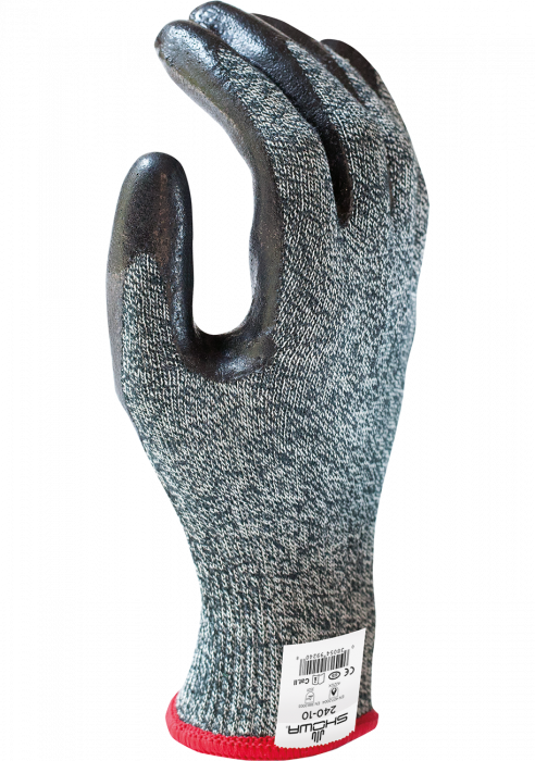 Manusi de protectie taiere Showa CUT PROTECTION 240, neopren, kevlar [0]