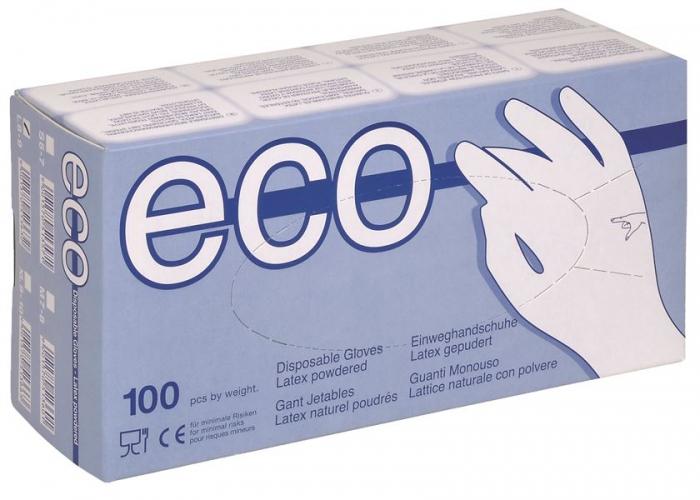 Manusi latex pudrate ECO [0]