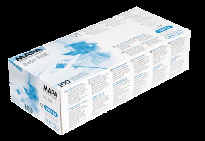 Manusi latex pudrate MAPA Solo 992 1